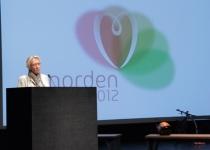 Lise Kleven Grevstad, Norra suursaadik Eestis konverentsil