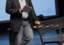Heldur Meerits konverentsil