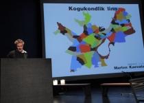 Marten Kaevats konverentsil