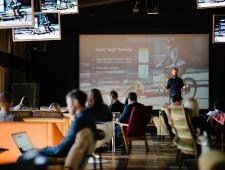 Loomeettevõtluse akadeemia 2017: mydata teemast rääkis Antti Poikola