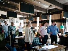 Loomeettevõtluse akadeemia 2017: virgutushetk seminaril