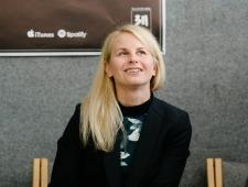 Loomeettevõtluse akadeemia 2017: akadeemia kaaskorraldaja, Kristiina Urb Creativity Labist