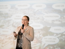 Loomeettevõtluse akadeemia 2017: seminar, Tanja Lahti (Helsinki Region Infoshare)