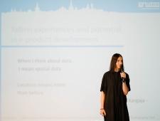 Loomeettevõtluse akadeemia 2017: seminar, Ave Kargaja (Tallinna Linnaplaneerimise Amet)