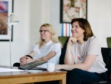 Loomeettevõtluse akadeemia 2017: akadeemia korraldaja, PMN nõunik ning kaaskorraldaja, Hille Hinsberg (Open Knowledge Estonia)