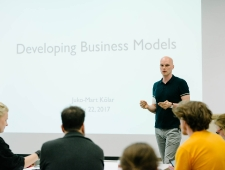Loomeettevõtluse akadeemia: bootcamp, Juko-Mart Kõlar