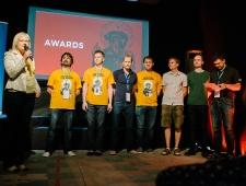 Loomeettevõtluse akadeemia: hackthoni võitjameeskond, PSII