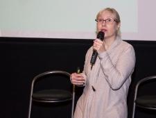 Heidi Kakko, tegevjuht, EstBAN