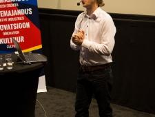 Rene Tõnnisson, kaasasutaja ja juhatuse liige, Buildit