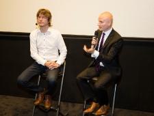 Rene Tõnnisson ja Mika Ahokas