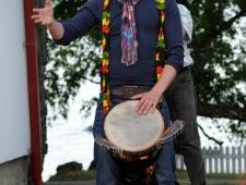 Reigo Ahven, trummar, pedagoog, Eesti
