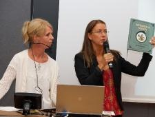 Erika Andersson ja Susanne Nilsson, Umeå Sjöfruskolani algkool, õpetajad