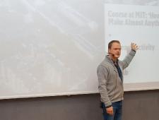 Rasmus Grusgaard, Fablab Nordvest, Fablabi juht