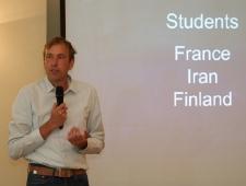 Jeroen Carelse, Aalto Ülikooli lektor ning Carelse OÜ analüütik ja disainer, Soome/Holland