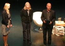 Tänusõnad: Kristel Maran, Carita Pettersson (PMNi direktor) ja Malte Lind