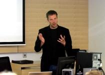 Johan Grafström, Rootsi televisiooni produtsent