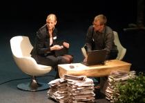 Kristel Maran ja Madis Tilga (PMN, infonõunik)