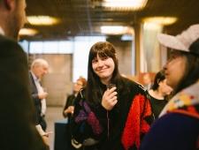 Kaasaegse Kunsti Eesti keskuse projektijuht-kuraator Rebeka Põldsam