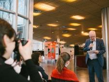 Näituse avakõnet peab Rootsi suursaadik Anders Ljunggren