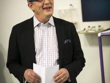 Põhjamaade Ministrite Nõukogu Eesti esinduse direktori Christer Haglundi tervitussõnad