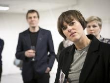 Eesti Ekspressi kultuuriosa Areen toimetaja Kadri Karro