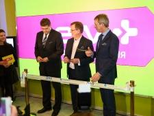 Vasakult: Andres Noormägi, Christer Haglund ja Margus Allikmaa