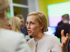 Kristina Kallas, TÜ Narva Kolledži direktor