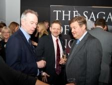 Vasakult: Jan Widberg, Põhjamaade Ministrite Nõukogu Läti esinduse direktor; Jens Nytoft Rasmussen Põhjamaade Ministrite Nõukogu sekretariaadist; Madis Kanarbik Tartu filiaali juhataja