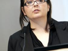 Katarina Gäddnäs. Kirjanik ja Mariehamni kirjanduspäevade korraldaja