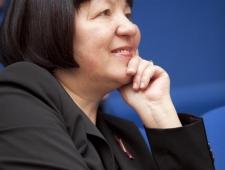 Liāna Langa. Luuletaja, tõlkija ja kirjandusajakirja Latvju Teksti toimetaja