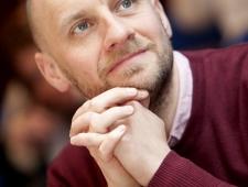 Sigurður Ólafsson. Reykjavíki Põhjala Maja projektijuht, kirjandusauhinna sekretariaadi liige