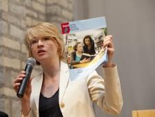 Anna Enemark , Põhjamaade Ministrite Nõukogu, vanemametnik