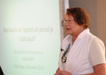 Ülle-Marike Papp, Euroopa Soolise Võrdõiguslikkuse Instituut