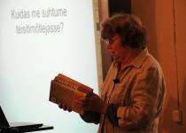 PhD Maria Tilk, Tallinna Ülikooli Kasvatusteaduste Instituut
