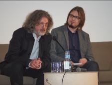 Islandi kirjanik Árni Þórarinsson ning skandinavist ja tõlkija Mart Kuldkepp