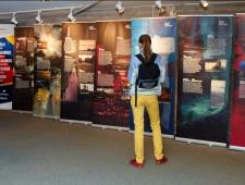 Rootsi Instituudi koostatud Rootsi krimikirjanduse näitus