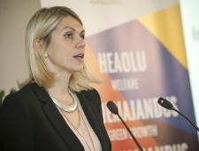 Urve Palo, EV majandus- ja kommunikatsiooniminister