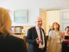 Bo Harald Tillberg, PMN Leedu kontori direktor