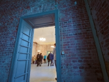 Narva kunstiresidentuuris toimus ühekordne näitus/pop-up performance