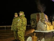 Hüva leili Narva jõe kaldal kaitseliidu autosaunas!_2