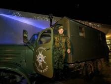 Hüva leili Narva jõe kaldal kaitseliidu autosaunas!_5