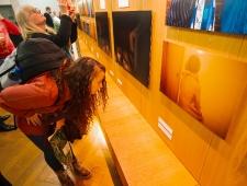 """Dokumentaalfotonäituse """"Saunarahvas"""" avamine"""