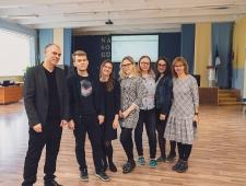 Kohtumine rootsi krimikirjaniku Mattias Bergiga