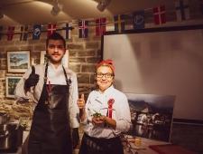 Põhjamaade maitsed: Norra eri