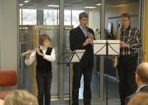 Põhjamaade raamatukogunädala seminar Kuressaares