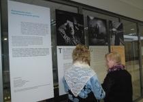 Näitus Islandi nüüdiskirjanduse autorite portreedest