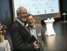 Dagfinn Sørli, Norra suursaadik Eestis ja Christer Haglund