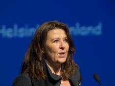 Mari Vaattovaara, Helsingi Ülikooli linnageograafia professor ja teaduskonna asedekaan, Soome