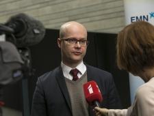 Tuomas Martikainen, Soome Rändeinstituudi direktor