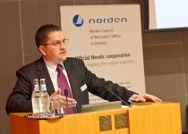 Dins Merirands, Majandusministeerium (Läti)